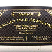 Valley Isle Jewelers logo