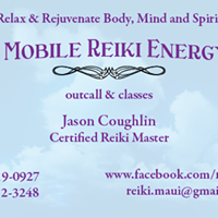 Maui Mobile Reiki Energy Spa logo