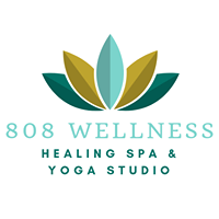 808 Wellness: Healing Spa & Yoga Studio logo
