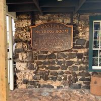 Masters Reading Room logo