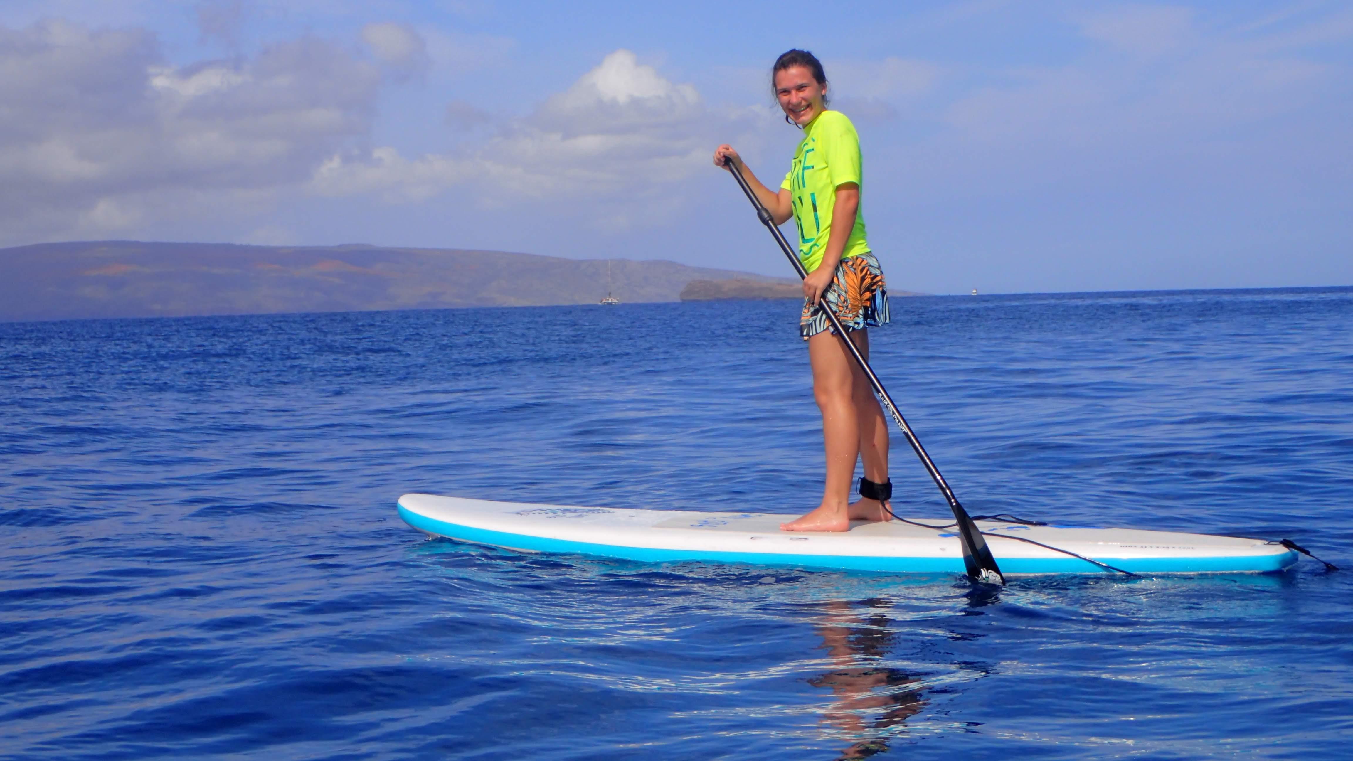 Maui Stand Up Paddle Boarding LLC logo