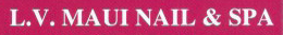 LV Maui Nail & Spa logo