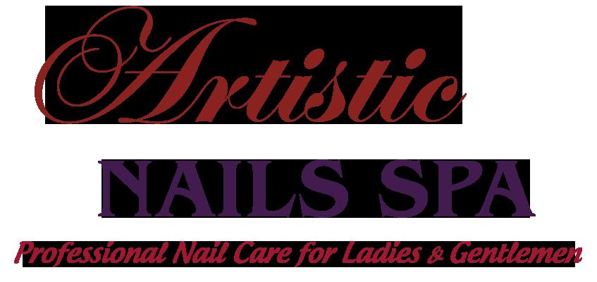 Artistic Nail & Spa logo