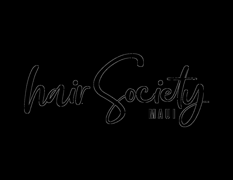 Hair Society Maui logo
