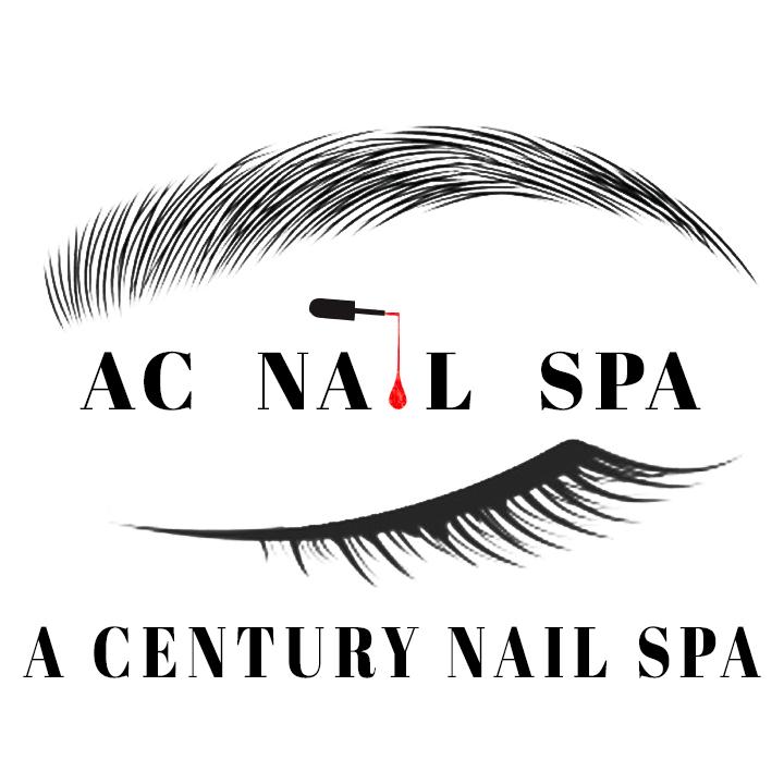 A Century Nail Spa logo