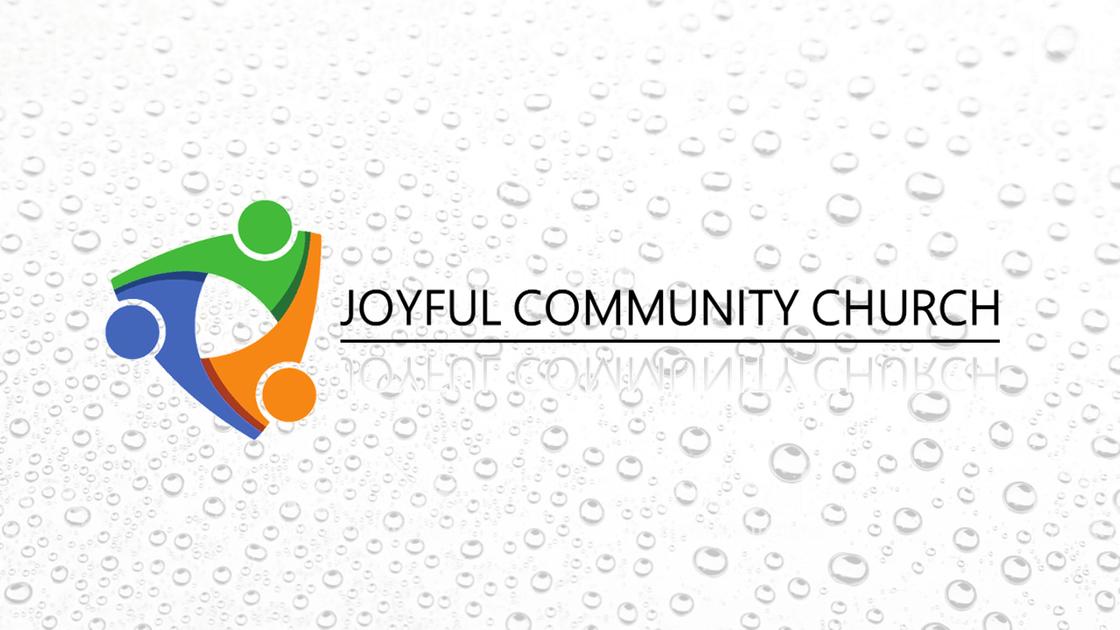 Joyful Community Church: MAUI logo