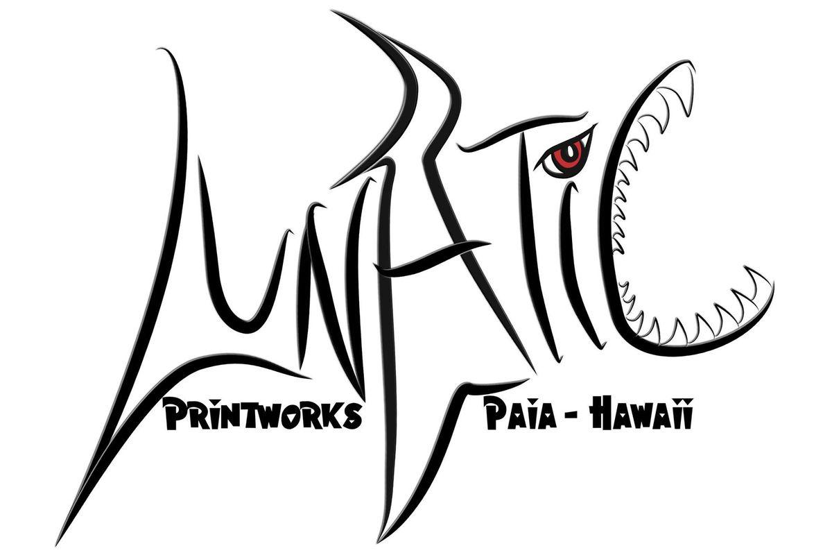 Lunatic Printworks logo