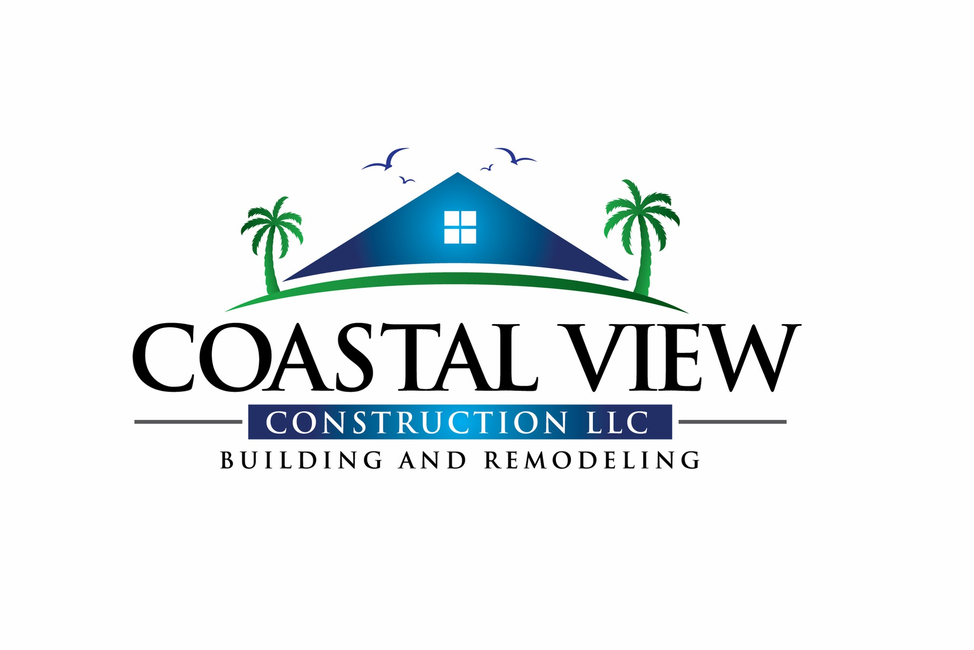 Coastal View Construction LLC logo