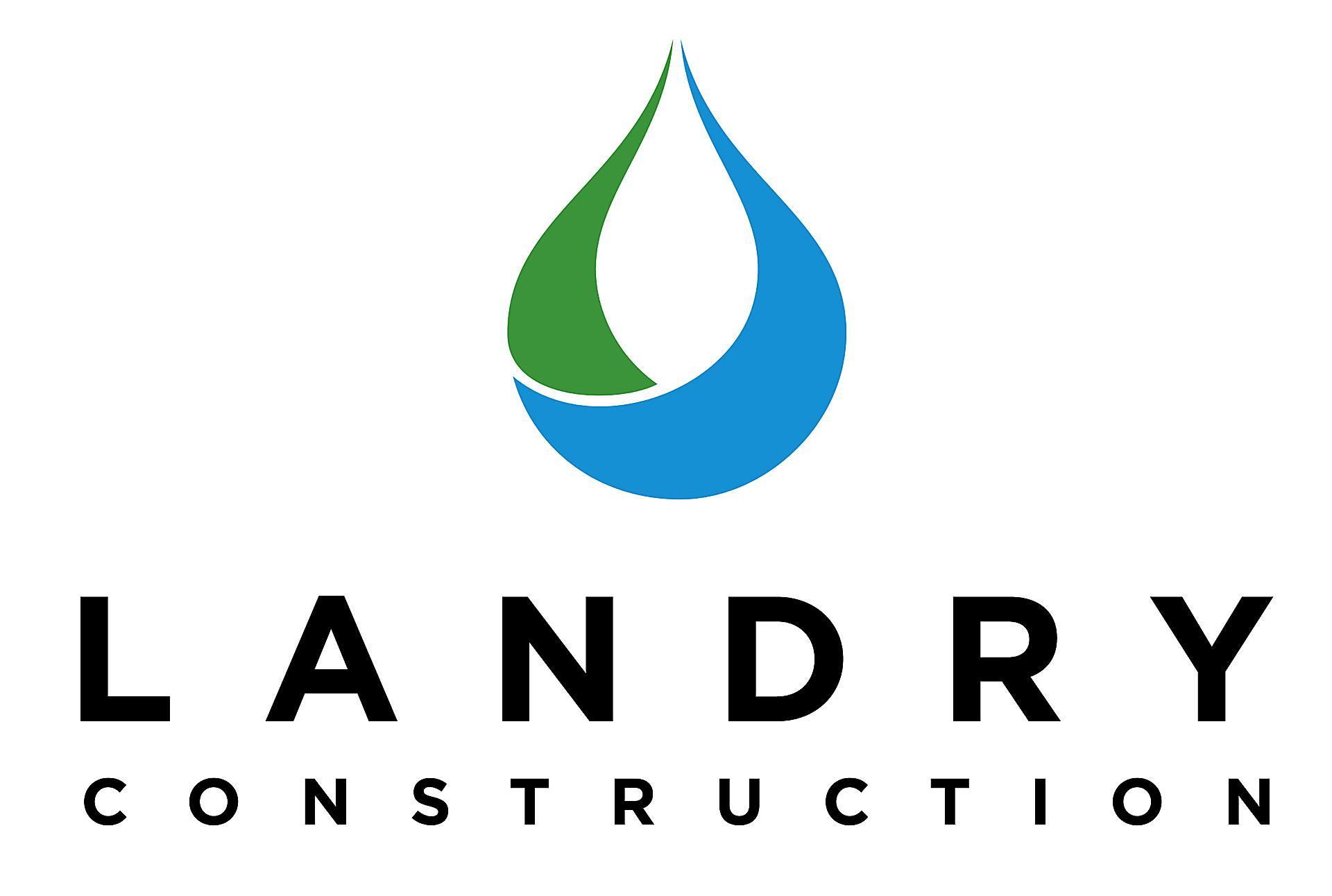 Landry Construction logo