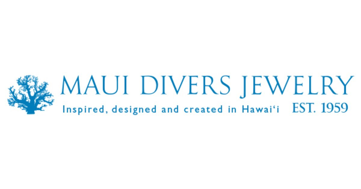 Maui Divers Jewelry Hilo Hattie Lahaina logo