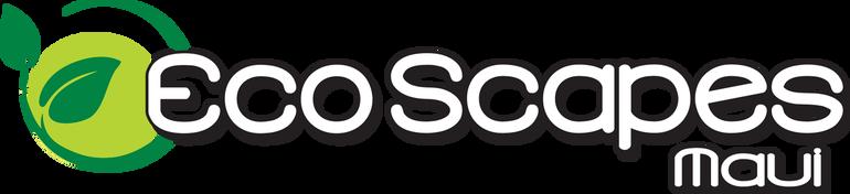 EcoScapes Maui logo
