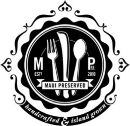Maui Preserved logo