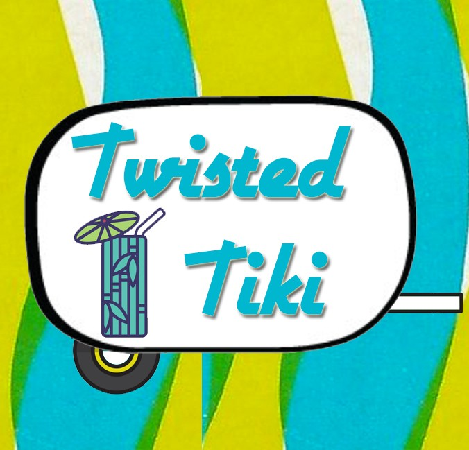 Twisted Tiki Maui logo