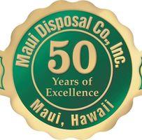 Maui Disposal Co, Inc. logo