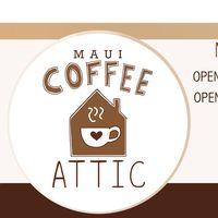 Maui Coffee Attic logo