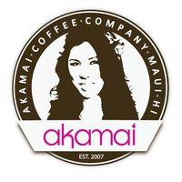 Akamai Coffee Co logo