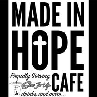 Made in Hope Cafe logo