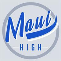 Maui High School logo
