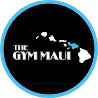 The Gym Maui logo
