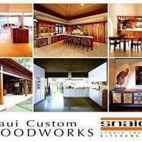 Maui Custom Woodworks Inc logo