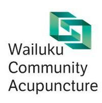 Wailuku Community Acupuncture logo
