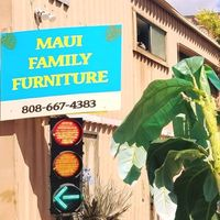 Maui Family Furniture logo