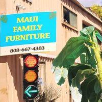 Maui Family Furniture logo