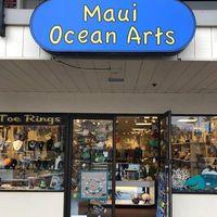 Maui Ocean Arts Inc logo