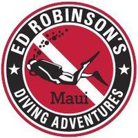 Ed Robinson's Diving Adventures logo