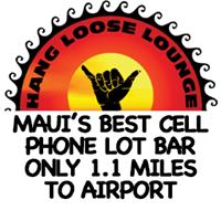 Hang Loose Lounge logo