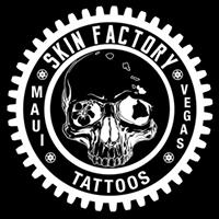 Skin Factory Tattoo Maui logo