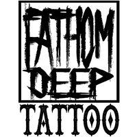 Fathom Deep Tattoo logo