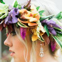 Maui Girl Flowers logo