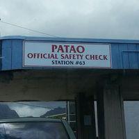 Patao Gas & Go logo