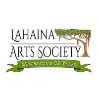 Lahaina Arts Society logo