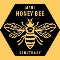 Maui Honey Bee Sanctuary logo