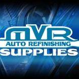 MVR Auto Refinishing Supplies logo