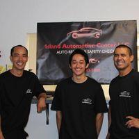 Island Automotive Center LLC logo