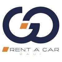 GO Rent A Car Maui logo