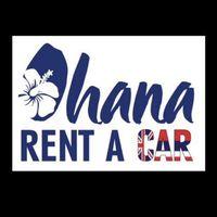 Ohana Rent A Car logo