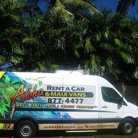 Aloha Rent A Car logo