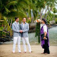 Marry Me Maui Wedding Planners logo
