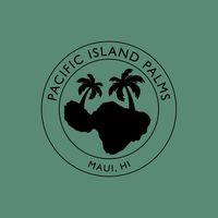 Pacific Island Palms logo