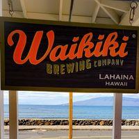 Waikiki Brewing Company, Lahaina logo