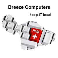 Breeze Computers logo
