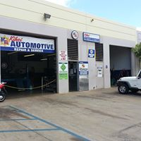 Kihei Automotive logo