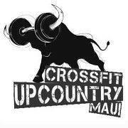 CrossFit Upcountry Maui logo
