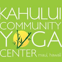 Kahului Community Yoga Center logo