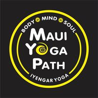 Maui Yoga Path logo