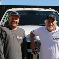 Surf Rents Trucks logo